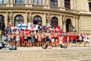Centrum Języków Obcych i Tłumaczeń Point YMCA Festiwal Praga