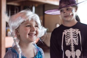 Centrum Języków Obcych i Tłumaczeń Point MOK Halloween